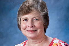 Assistant Professor of Education Laurie Jeans, PhD
