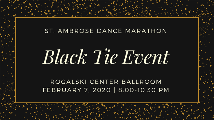 Black Tie information