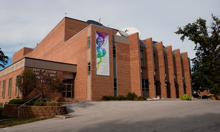 galvin fine arts center