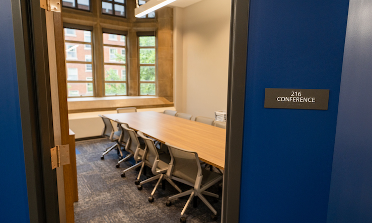 mcmullen hall conference room
