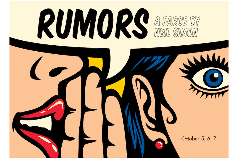 rumors by neil simon